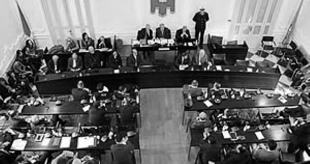 Consiglio comunale Trapani