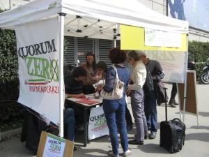 Quorum Zero Democrazia