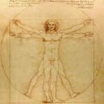 Leonardo l'Uomo al centro