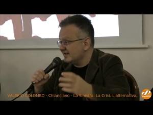 Valerio Colombo parla di Economia