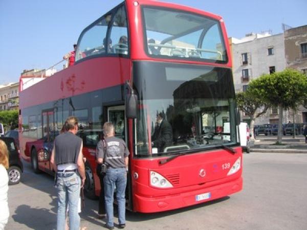 Bus turistico ATM