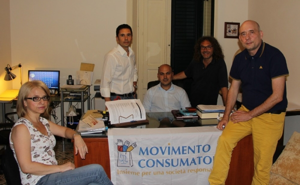Movimento Consumatori: Sollecito al comandante Polizia Municipale