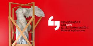 La Nike di Samotracia, l'immagine ufficiale del XIV festival filosofia