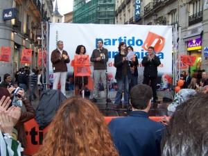 Europee, Spagna: Il Partito Umanista raddoppia