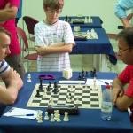 Un incontro di scacchi ad Erice