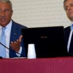 Vito Damiano e Giovanni De Santis