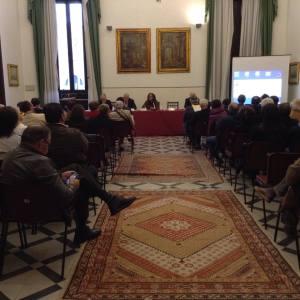 Conferenza Mobilità Palazzo d'Alì