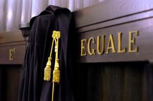 La Giustizia è eguale per tutti
