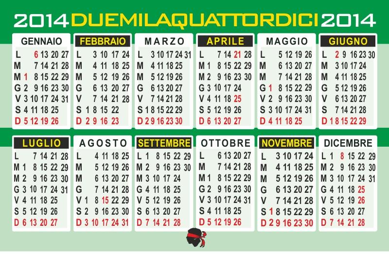 Calendario Anno 2014.Trapani Il Libro Dei Fatti 2014