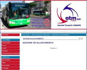 ATM Area Trasparenza