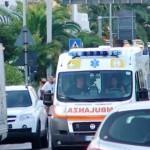 Ambulanza nel traffico