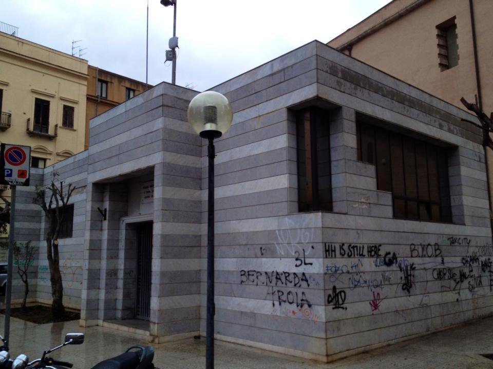 Mausoleo Piazza Scarlatti
