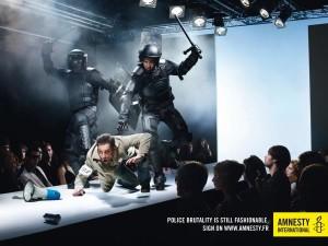 Amnesty International, Non abbandoniamo chi ha bisogno