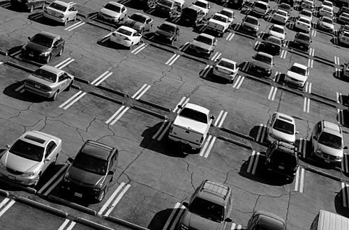 Entra in funzione un nuovo parcheggio per auto
