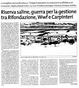 Rifondazione - Carpinteri