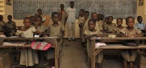 Scuola in Togo