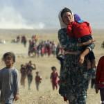 Sfollati in Iraq