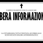 Libertà Informazione Morta