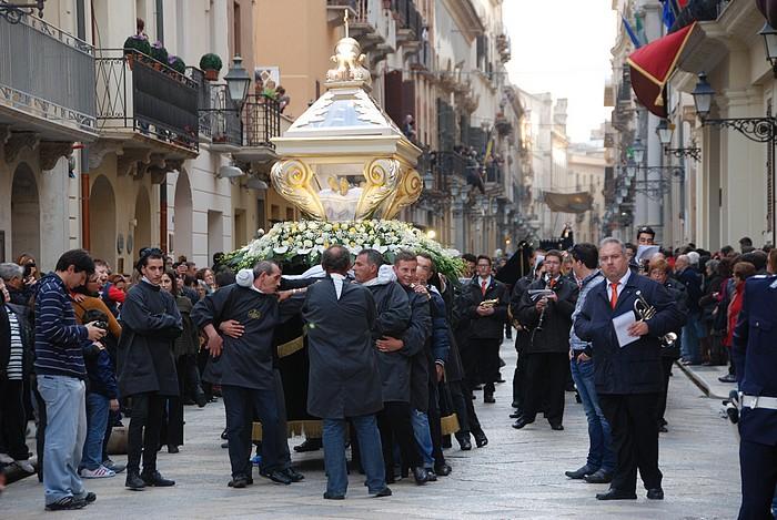 La tradizionale Processione dei Misteri costa 80.000 euro