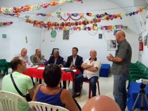 Roberto Barraco al Forum