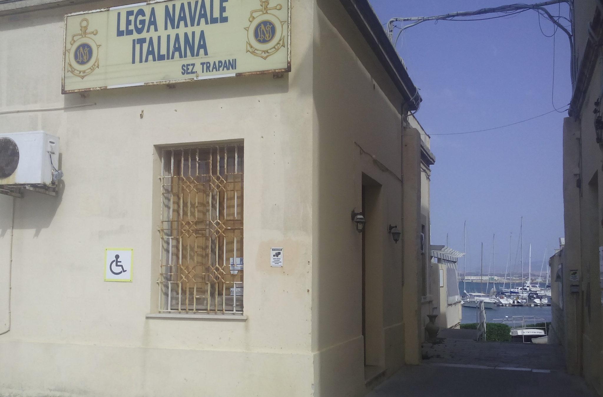 Uffici della Lega Navale