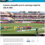 SPORT.BE - Calcio corrotto