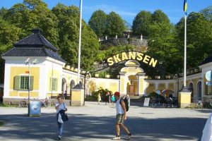 Ingresso Parco Skansen, Stoccolma