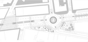 Piazza Martiri d'Ungheria (progetto)