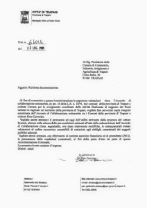 Lettera Damiano 13/07 a Pace