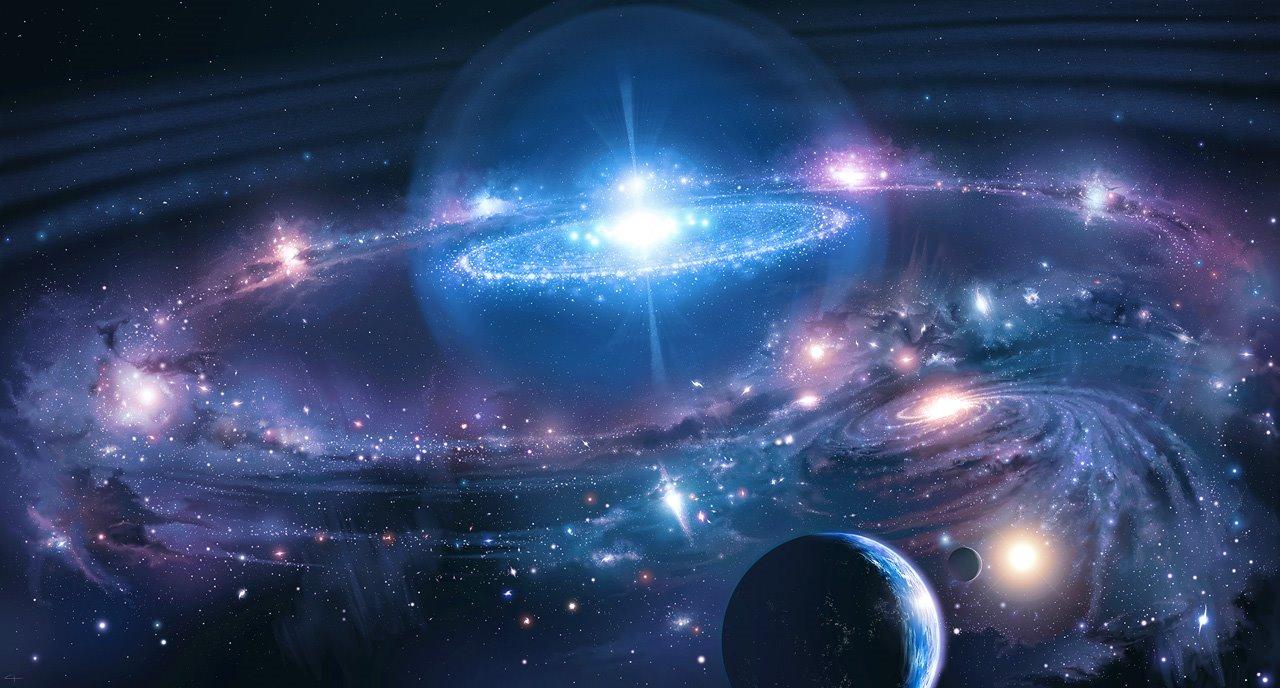 Universo - Spazi vuoti