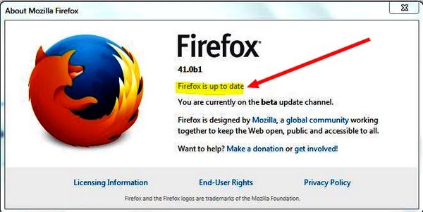 Firefox-Update