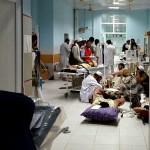 Ospedale MSF bombardato