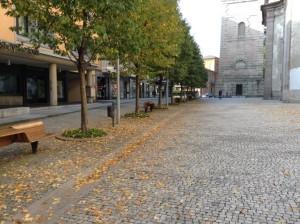 Piazza Basilica Intra