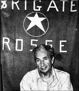 Aldo Moro prigioniero BR