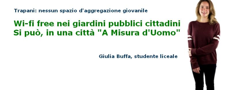 Giulia Buffa Spot