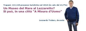 Leonardo Todaro A Misura Uomo