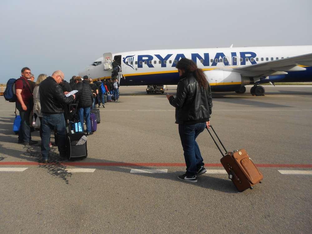 Partenza Ryanair