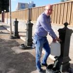 Fontanelle d'acqua: le analisi confermano la potabilità