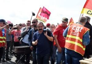 sciopero Francia CGT