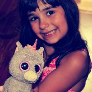 mia figlia Lucia