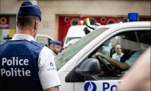 Polizia Belgio gr