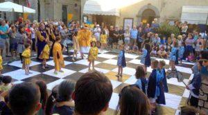 In Maremma al via la tradizionale partita di scacchi viventi