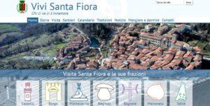 Sito Santa Fiora Turismo