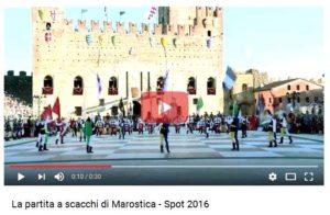 Spot Scacchi Marostica
