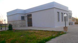 Scuola chiusa di Mokata