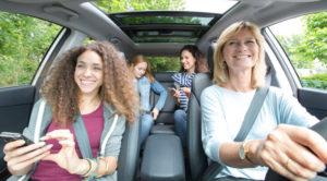 Immagine di viaggio con servizio BlaBlaCar