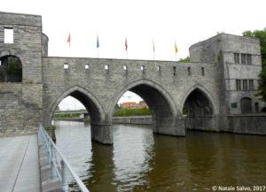 TOURNAI - Pont des Trous