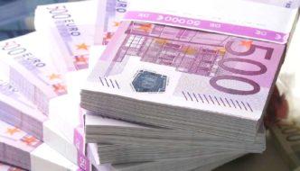 carta moneta 500 euro Rogoff