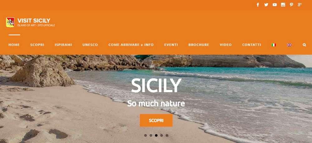 visitsicily.info Regione Siciliana