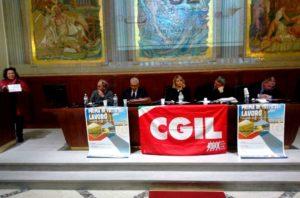 Cutrona, CGIL: Per occupazione lotta all'evasione, investimenti e legalità